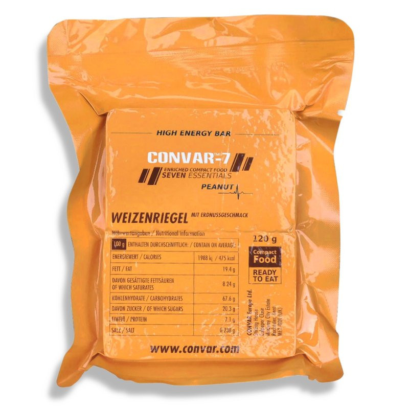 Noodrantsoen high energy peanut