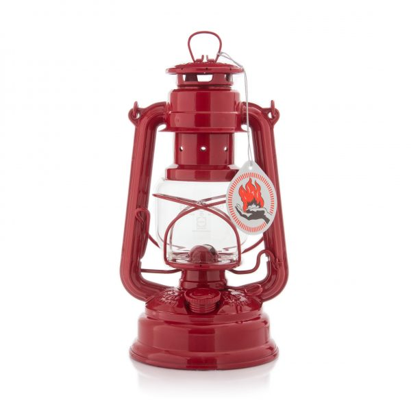 Feuerhand ruby red storm lantaarn